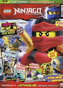 Revista Ninjago 2