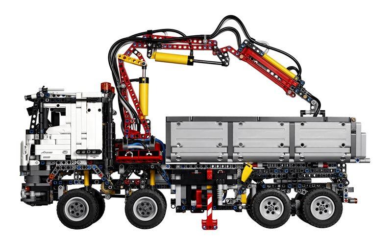 Lego-technic-truck