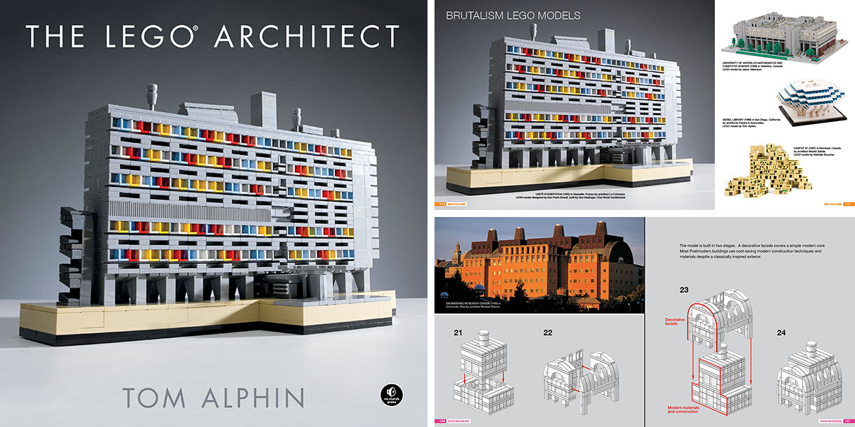lego architect book