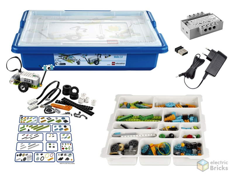 Pack WeDo 2.0 Bluetooth