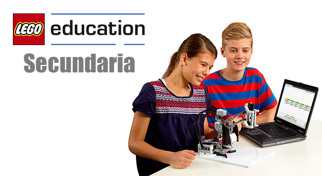 LEGO Education Secundaria