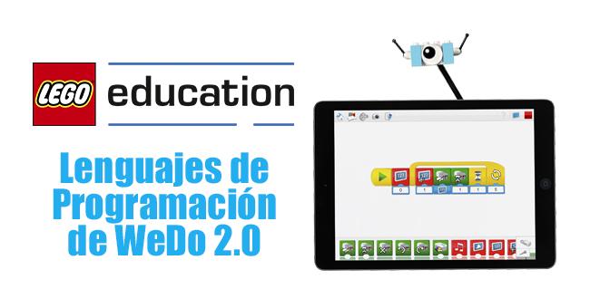 Lenguajes de Programación de WeDo 2.0