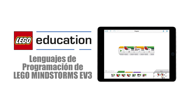 Lenguajes de Programación LEGO MINDSTORMS Education EV3