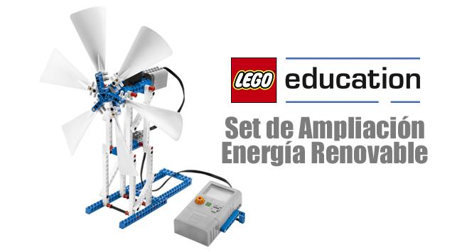 Set de Ampliación Energía Renovable